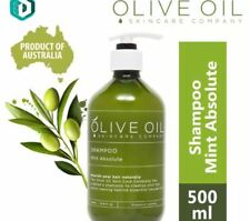 DUNSPEN  Olive Oil Professional - Mint Absolute Shampoo 500ml