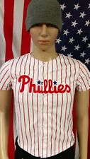 Philadelphia Phillies Official Majestic Baseball Jersey (Youths 12-13 Years)