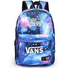 Backpack Noctilucence Pokemon Blue Go Gengar Galaxy Rucksack Laptop Travel Bag