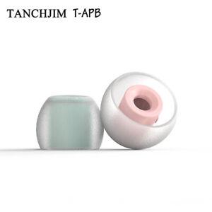 TANCHJIM T-APB T300B+T300T Bass&Treble Enhancement Air Balance Silicone Eartips