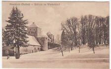 Zwischenkriegszeit (1918-39) Ansichtskarten aus Baden-Württemberg für Burg & Schloss