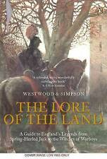 The Lore of the Land: A Guide to England's Legends, from Spring-heeled Jack to t