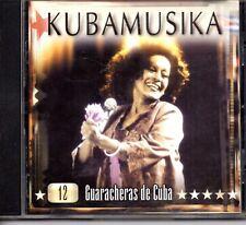 Kubamusika 12 - Guaracheras De Cuba - CD 2001