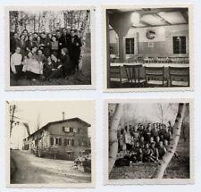 Foto Grethen bei Parthenstein Grimma in Sachsen 1951 Jugendherberge DDR Alltag