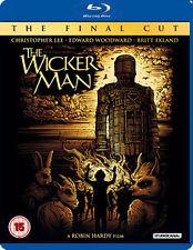 THE WICKER MAN - 40TH ANNIVERSARY - BLU-RAY - REGION B UK