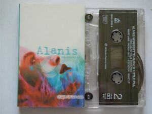 Alanis Morissette - Jagged Little Pill Cassette Tape