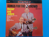Homer And Jethro Songs For The Out Crowd RCA Camden CAS-2137 33 1/3 rpm