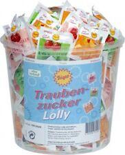 Frigeo Traubenzucker Lutscher Lolly 100 Stück