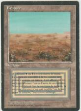 ►Magic-Style◄ MTG - Scrubland / Brousse - FBB - French - Played