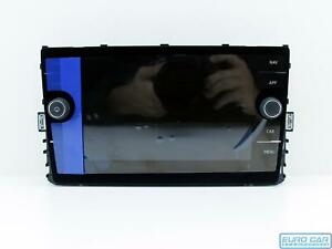 VW Discovery Media MIB 2.5 Touch Screen 8 inch Display 5G6919605B OEM Genuine