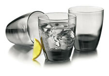 Libbey 13oz Classic Double Old Fashioned Glass, CHOOSE CLEAR OR SMOKE