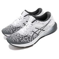 Asics Dynaflyte 4 White Grey FlyteFoam Womens Running Shoes 1012A465-100