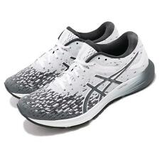 Asics Dynaflyte 4 White Grey FlyteFoam Womens Running Shoes 1012A465-100