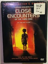 Close Encounters of the Third Kind (Dvd, 2002, Collector's Edition) Brand New