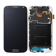 For Samsung Galaxy S4 I337 I9505 I9500 LCD Screen+Touch Digitizer Assembly Black