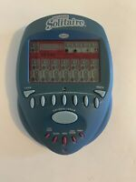 Big Screen Solitaire Radica Handheld Electronic Game 2004 High Score & Undo!