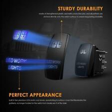 ARB Rocker Toggle switch Ultra-high-end luxury LED work blue light Switch 12/24V