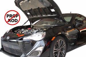 2013+ for Subaru BRZ Scion FRS Toyota 86 Bolt-in Hood Lift PLUS Strut