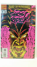Marvel Comics Vol 2 Ghost Rider 43 Bagged and Boarded 1990 to 1998 series