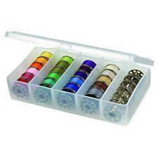 Caja de Bobina-tiene 30 bobinas de máquina - ** ** ArtBin Bobina Caja vacía