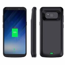 Samsung S8 Battery Case 5000mAh Ultra Slim Bumper Anti Drop Cover Protector