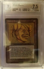 1995 Magic The Gathering MTG Jester's Mask Ice Age BGS Graded NM 7.5
