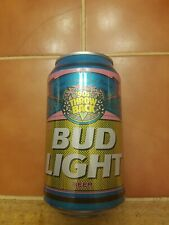 Bud Light Limited Edition Florida 90's Throw Back 12 Oz beer can