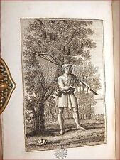 PESCA PESCI: Ant. Ongaro, L'ALCEO Favola Pescatoria 1819 Firenze Ritratto Tavole