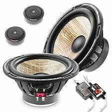 Enceintes HP Focal-Jm Lab  PS165F Performance Expert (165mm, 2 Voies)