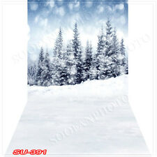 Christmas10'x20'Computer/Digital Vinyl Scenic Photo Backdrop Background SU391B88