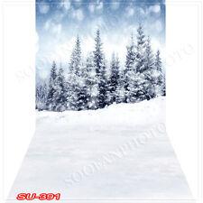 Christmas10'x20'Computer/Digital Vinyl Scenic Photo Backdrop Background SU391B88