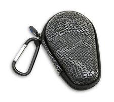 Snake Skin Asthma Inhaler Case Keeps Your Portable Inhaler Dust and Dirt Free