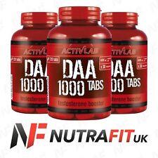 ACTIVLAB DAA 1000 testo booster d-aspartic acid 120 tabs