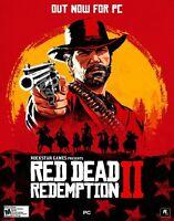 Red Dead Redemption 2 Account + Online | Region Free | PC | RDR 2 | +Warranty