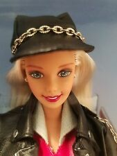 """Barbie Harley-Davidson First in the series """"Mint in box"""""""