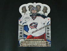 2011-12 Crown Royale #24 Steve Mason Columbus Blue Jackets