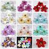 10pcs lily Artificial Fake Flower Silk Rose Heads Bulk Wedding DIY Party Decor