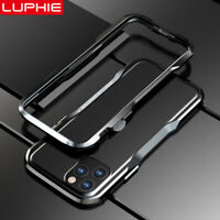 For iPhone 12 11 Pro Max XS 100% Genuine Luphie Aluminum Metal Bumper Case Cover