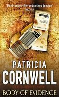 Very Good, Body Of Evidence, Cornwell, Patricia, Paperback