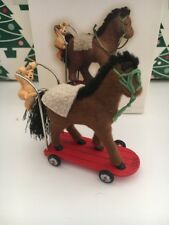 A Pony For Christmas 9 Hallmark Keepsake Ornament New In Box