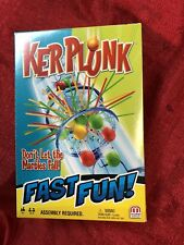 Ker Plunk Game Don't Let The Marbles Fall Top Quality Mattel Fast Fun Game