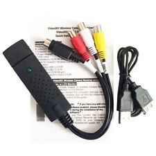 2019 USB 2.0 VHS to DVD Converter Convert Analog Video To Digital Format US