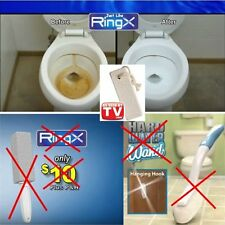 Ring X - Pumice Stone Cleaner Wand As Seen On Tv! No More Hard Water Toilet Bowl