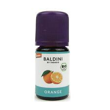 (78,00/100ml) Baldini Bio Aroma 100% naturreines ätherisches Öl Orange 5 ml
