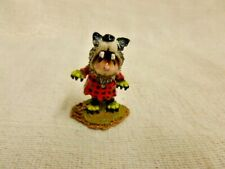 Wee Forest Folk Were's the Wolf Halloween Edition M-441 Mouse Pumpkin Costume