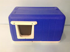 OUTDOOR CAT HOUSE, CAT POD(SHIPS NEXT BUS. DAY) SHELTER, BED,condo, feral