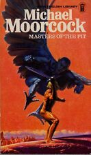 Masters of The Pit-Michael Moorcock - 1978 Published by New English Library