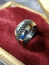 GENUINE U.S. MORGAN DOLLAR ~CUSTOM~ Silver Coin Ring ~ 90% Silver Sizes 9-12