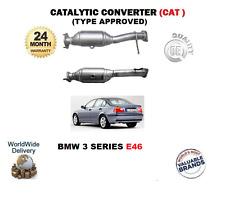 für BMW 3er E46 318d 320d NEU katalytisch Umwandler Katalysator