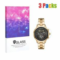 Tempered Glass Screen Protector 9H for Michael Kors Access Runway 2018 3pcs